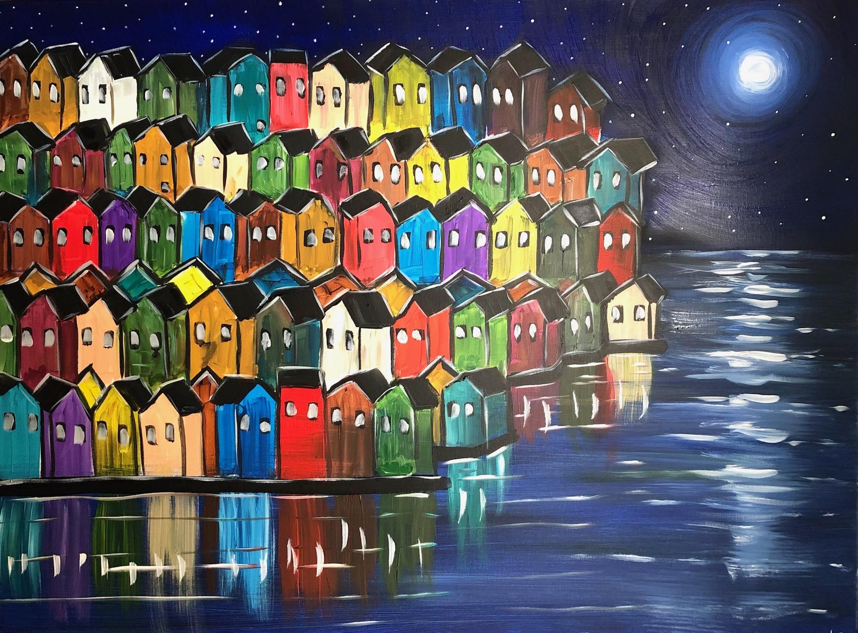 Aisha Haider Original Art