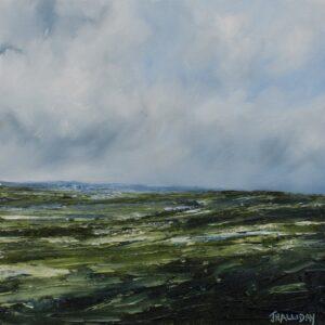 Winter Sky 5, Irish Landscape