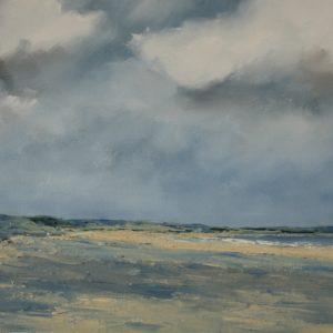 Along Murlough Bay, Irish Landscape